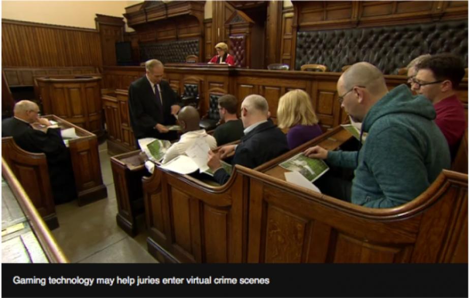 VR 裁判