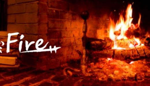 ヒーリングにもVRが活躍!炎に癒されるVR『Fire~火~』が配信開始