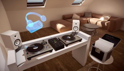 DJになりたいあなたに朗報!VRを使えば機材をそろえなくてもDJ体験できます