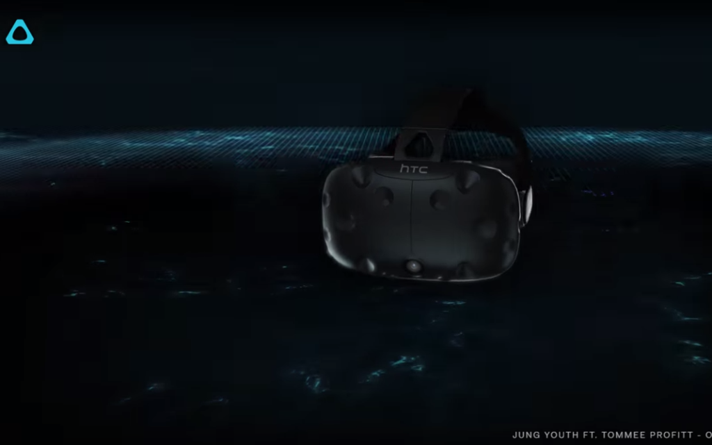 HTC VIVE Announces the VIVE