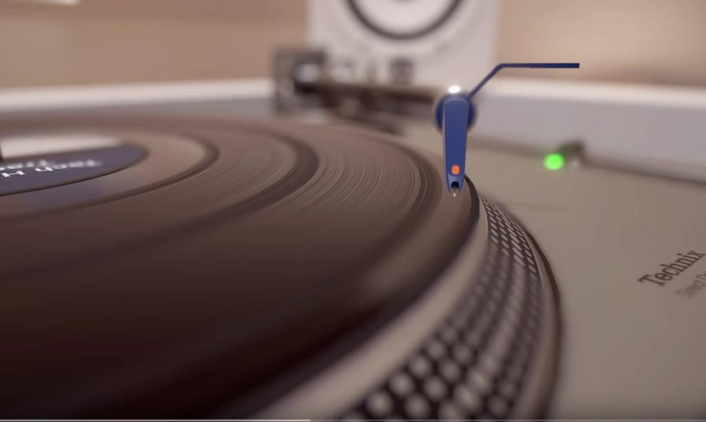 Vinyl Reality - DJ in VR