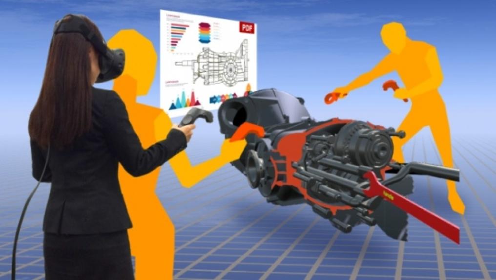 VR CAD