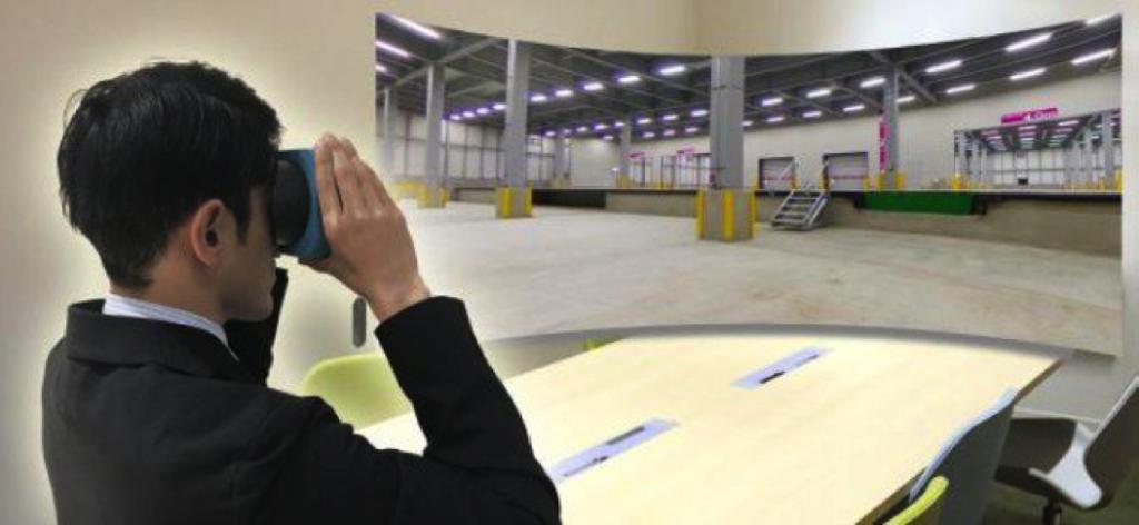 VRで満足度向上