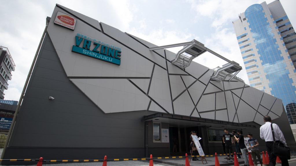 VR 新宿